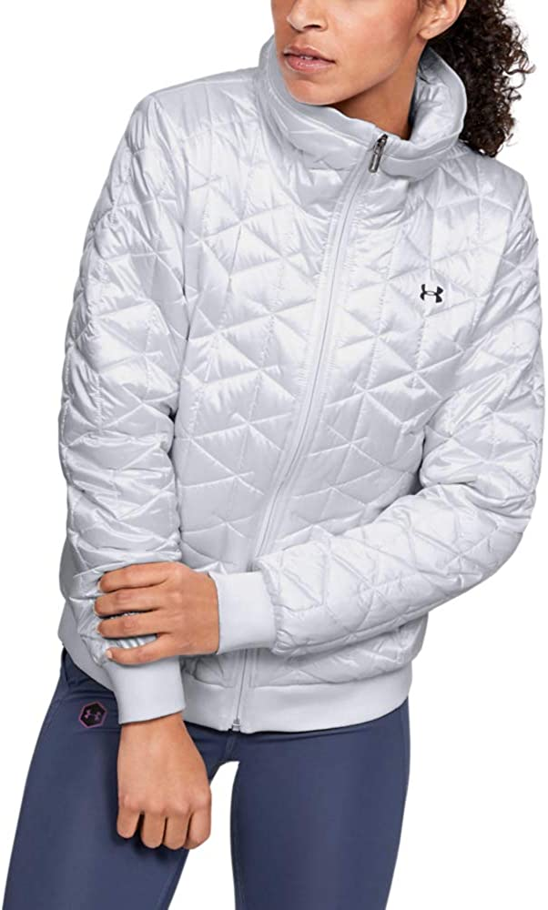 Under Armour womens Coldgear Reactor Performance Jacket
