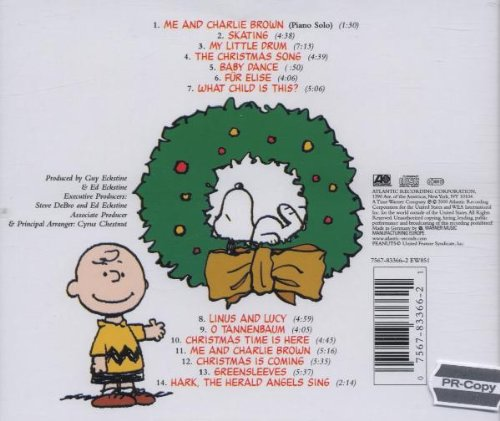 Cyrus Chestnut & Friends, Peanuts (Related Recordings), Charles M ...