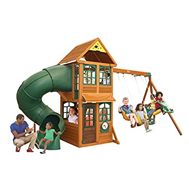 Cloverdale Wooden Playset by KidKraft