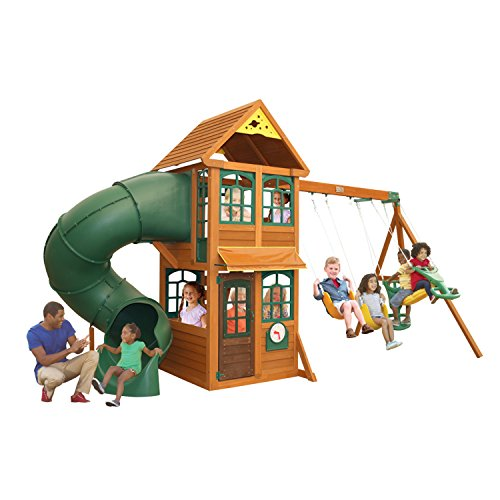 KidKraft Cloverdale Wooden Playset $838.99 **Today Only**