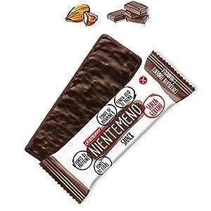 Enervit Nientemeno Barretta Snack Cioccolato Fondente E Mandorle 3 Pezzi
