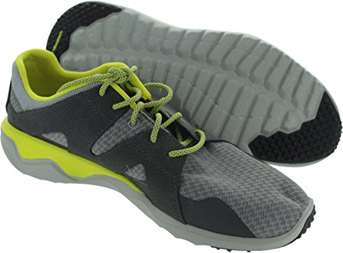 Baskets black Homme display Pour Merrell Gris Grey yellow Mode J91349 Ex 1UtxwqzS