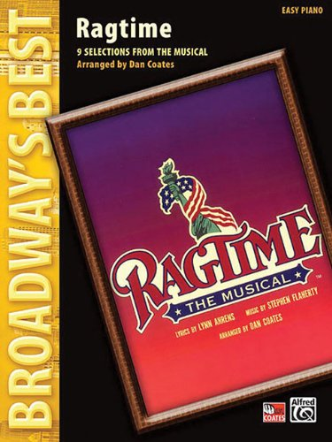 ragtime the musical broadways best