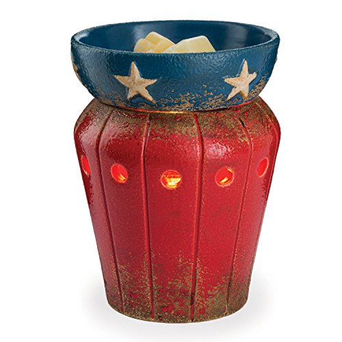 Candle Warmers Etc. Illumination Fragrance Warmer, Americana