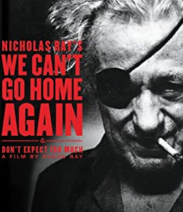Cover Image for 'We Can't Go Home Again & Don't Expect Too Much'