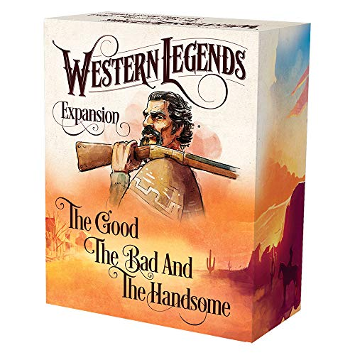 Kolossal Games: Western Legends - The Good The Bad The Handsome Expansion