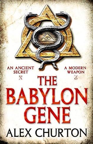 book cover of The Babylon Gene