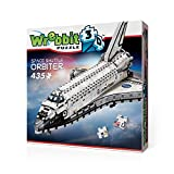 Space Shuttle Orbiter 3D Jigsaw Puzzle Made by Wrebbit Puzz-3D
