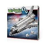 WREBBIT 3D Space Shuttle Orbiter 3D jigsaw puzzle (435-piece)