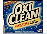 Oxi Clean Versatile Concentrated Stain Remover now for 290 Loads 11.6 lbs (5.26kg)
