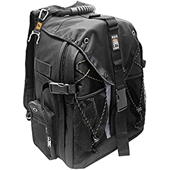 Ape Case, ACPRO2000, Large backpack, Laptop compartment, Padded, Rain cover included, Adjustable straps, Camera Backpack, Equipment bag, Black (ACPRO2000)
