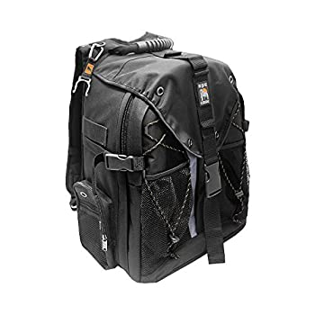 Image of Ape Case, ACPRO2000, Large backpack, Laptop compartment, Padded, Rain cover included, Adjustable straps, Camera Backpack, Equipment bag, Black (ACPRO2000)