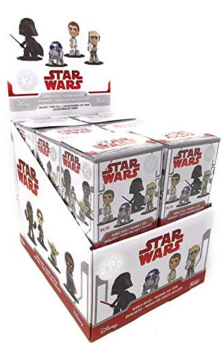 Funko Star Wars: The Empire Strikes Back Mystery Mini Blind Box Display (Case of (Star Wars Mini Figures Game)