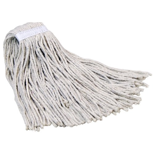 Quickie Number 16 Cotton Wet Mop Refill (Cotton Mop Head)