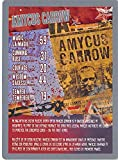 Amycus Carrow trading game card Ralph Ineson Harry Potter Deathly Hallows Part 2 Size 3x5 inches #HP4