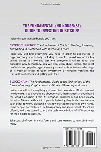 Bitcoin Investing: 2 Manuscripts - Cryptocurrency and Blockchain - Guide to Trading, Investing, and Mining Bitcoin and more by Independently published
