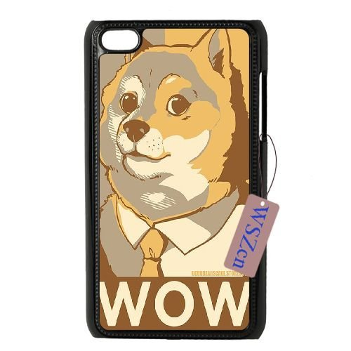 Doge Cell Phone Case for Ipod Touch 4,diy Doge cell phone case