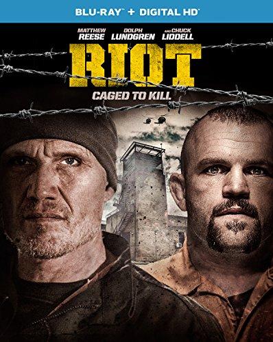 Blu-ray : Riot (Ultraviolet Digital Copy, Snap Case, Slipsleeve Packaging, Digitally Mastered in HD, Digital Copy)