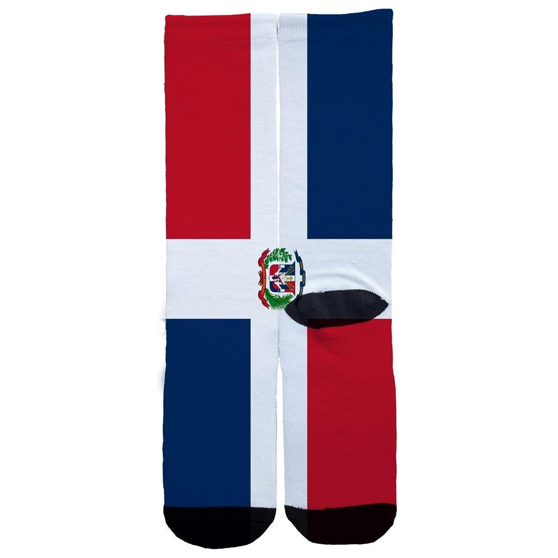 memo apparel dominican republic flag custom socks at amazon men u0027s