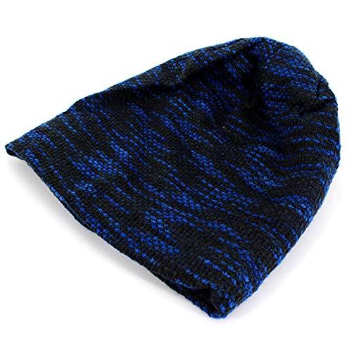 Gorro Meliya de Blue Hombre 1 Punto para Navy dxp86q