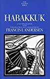 Habakkuk (The Anchor Yale Bible Commentaries)