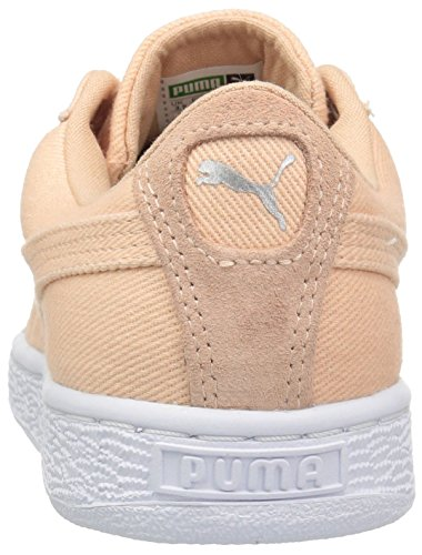 Puma Mens Basket Classic Cvs Fashion Sneaker Natural Vachetta