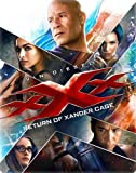 XXX: Return of Xander Cage Limited Edition Steelbook (Blu-ray+DVD+Digital HD)