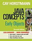 Java Concepts 7E Binder Ready Version, Horstmann, 1118423011