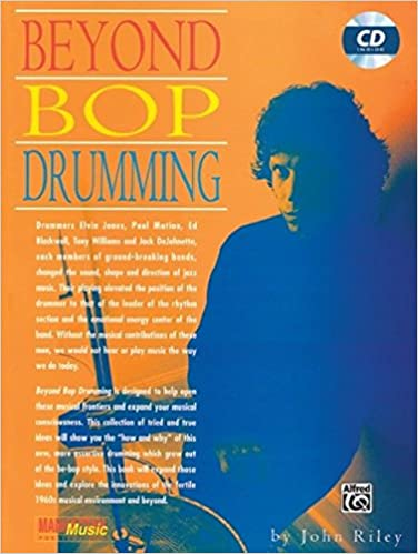 Book and CD Beyond Bop Drumming