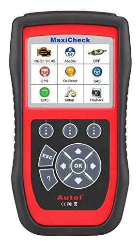 Autel MaxiCheck Pro OBD2 Car Diagnostic Tool EPB/ABS/SRS/SAS/Airbag/Oil Service Reset/BMS/DPF