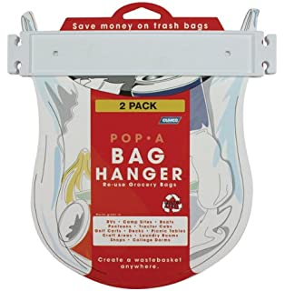 Camco 43593 Pop A Bag Hanger   Pack Of 2