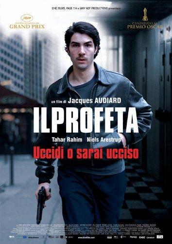 Amazon.com: Un profeta Cartel Película Italiano K (11 x 17 ...