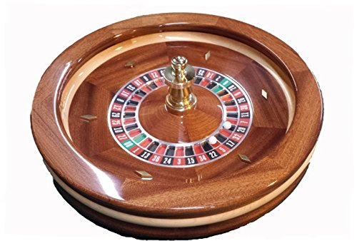 84 Inch Professional Roulette Table & 22 Inch Roulette Wheel - Made in the USA