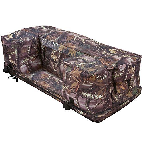 Atv Rear Cargo Bag - Black Widow Rage Powersports 62202 ATV Fender Bag