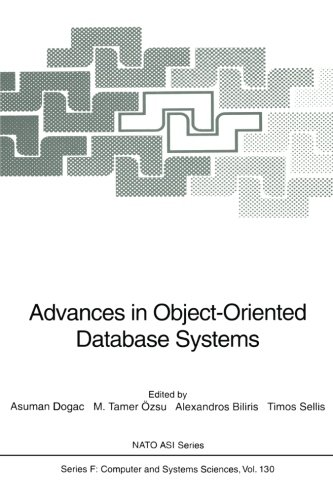 Advances in Object-Oriented Database Systems (Nato ASI Subseries F:)