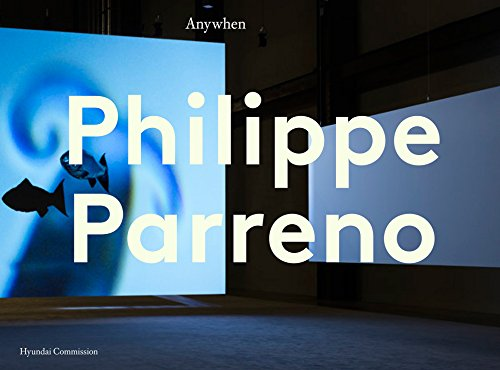 Read Online Philippe Parreno: The Hyundai Commission pdf