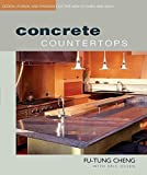 Kitchen Designs Concrete Countertops: Design, Forms, and Finishes for the New Kitchen and Bath