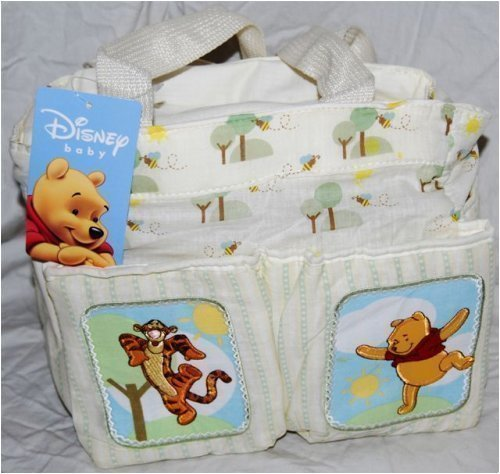 Disney The Pooh Diapers Winnie (Disney Winnie the Pooh Mini Diaper Bag)