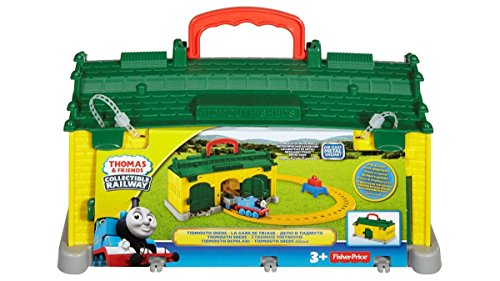 Thomas & Friends Collectible Railway Tidmouth Sheds Carry (Thomas Train Carry Case)