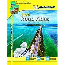Michelin North America Road Atlas 2020, 18e