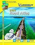 Michelin North America Road Atlas 2020: USA, Canada and Mexico (Michelin Road Atlas)