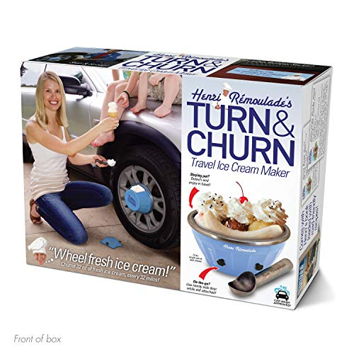 "Prank Pack ""Turn & Churn"" - Wrap Your Real Gift in a Prank..."