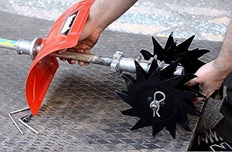 Fresadora suelo azada compatible Stihl fs450, FS480 FS 450, FS 480 ...