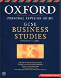 Oxford Revision Guide: GCSE Business Studies