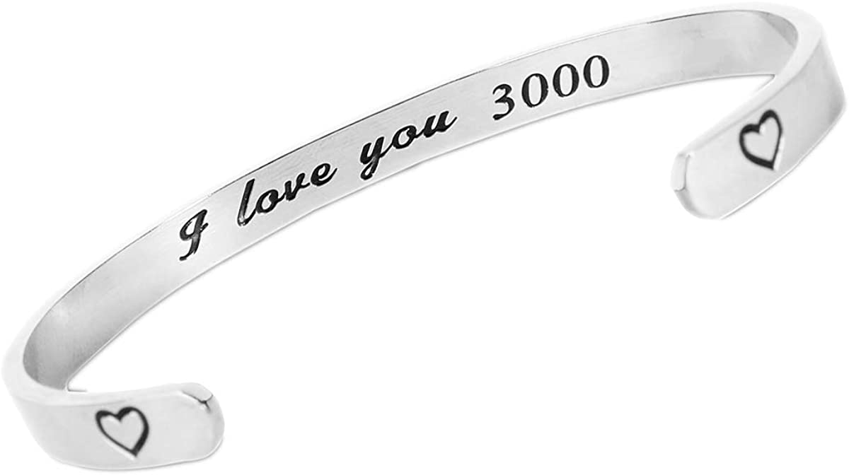 Ovlist I Love You 3000 Cuff...
