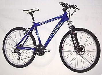 CINZIA - Bicicleta Phyton de 26 Pulgadas, de Aluminio, Color Azul ...