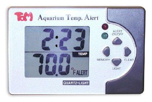 KollerCraft TOM Temp Alert Digital Thermometer for Aquariums by KollerCraft