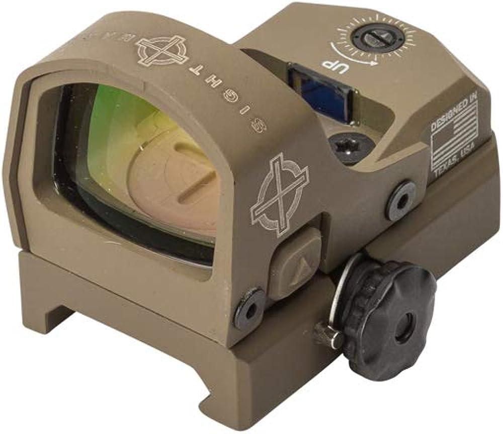 Sightmark Mini Shot M-Spec LQD Reflex Sight - Dark Earth