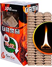 FireStar Fire Starters Squares from Brand