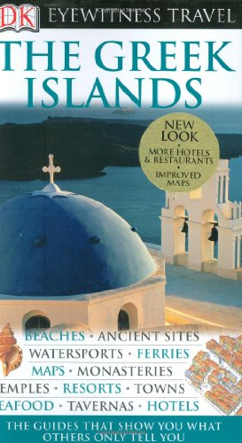 The Greek Islands (Eyewitness Travel Guides)